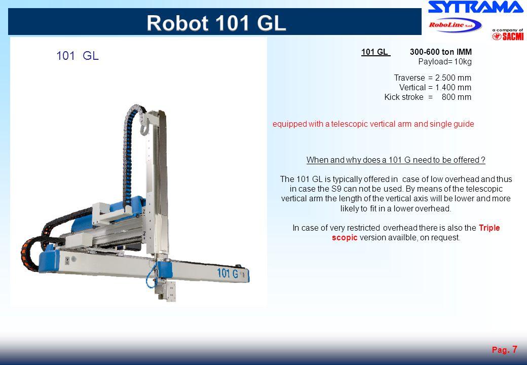 ROBOT SERIES S10
