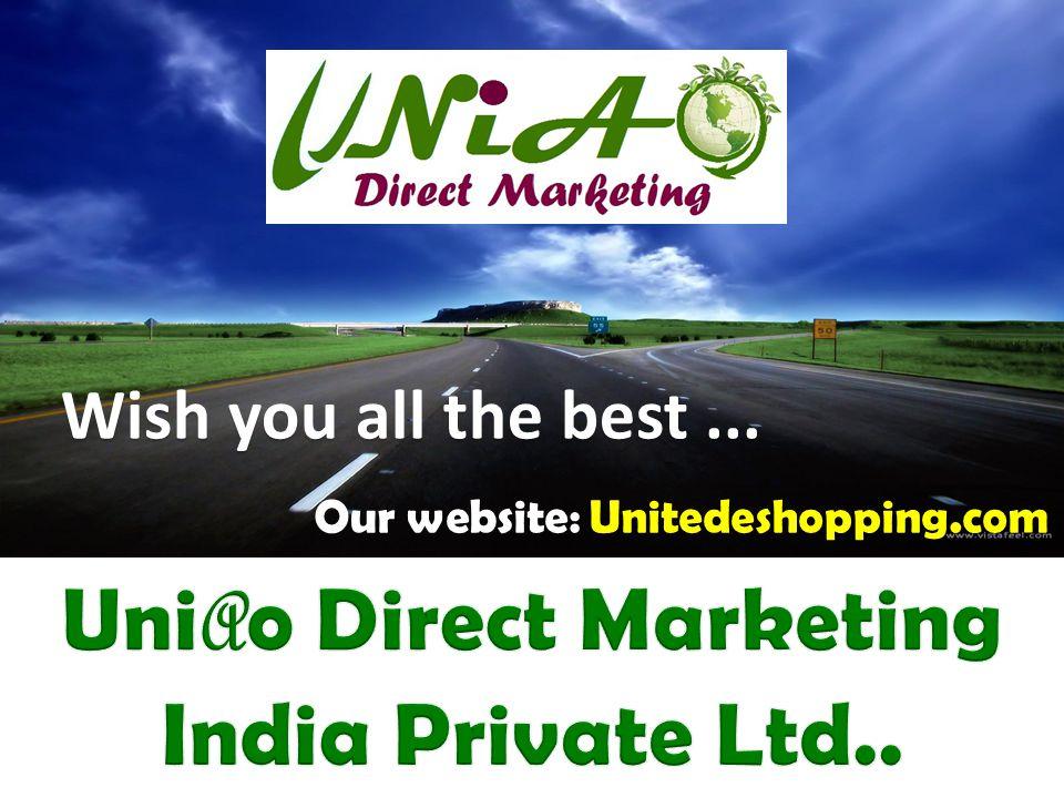 UniAo Direct Marketing India Private Ltd..