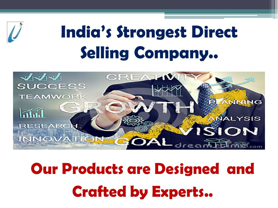 India's Strongest Direct Selling Company..