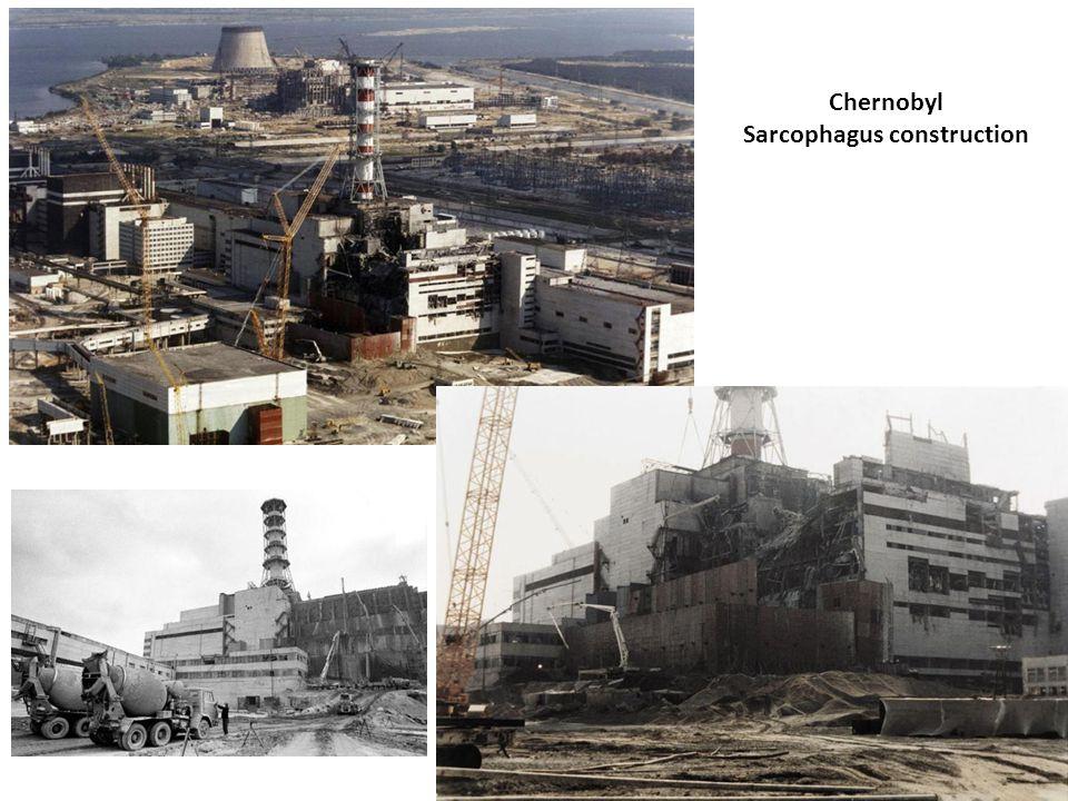 Sarcophagus construction