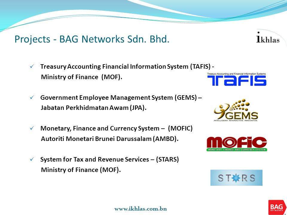 His Majesty's Titah – Working Together To Develop SMEs