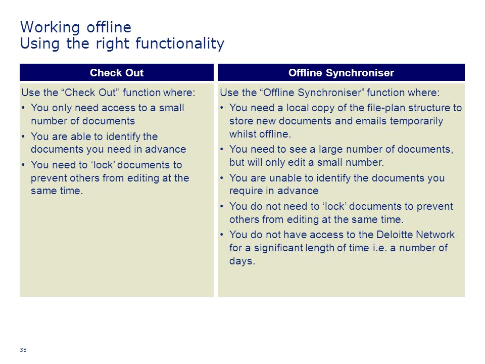 how to change outlook from working offline