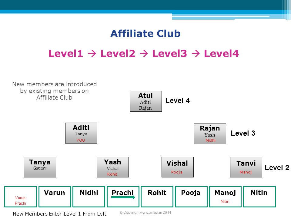 Level1  Level2  Level3  Level4