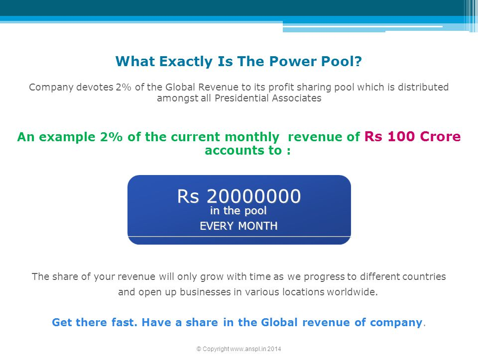 What Exactly Is The Power Pool