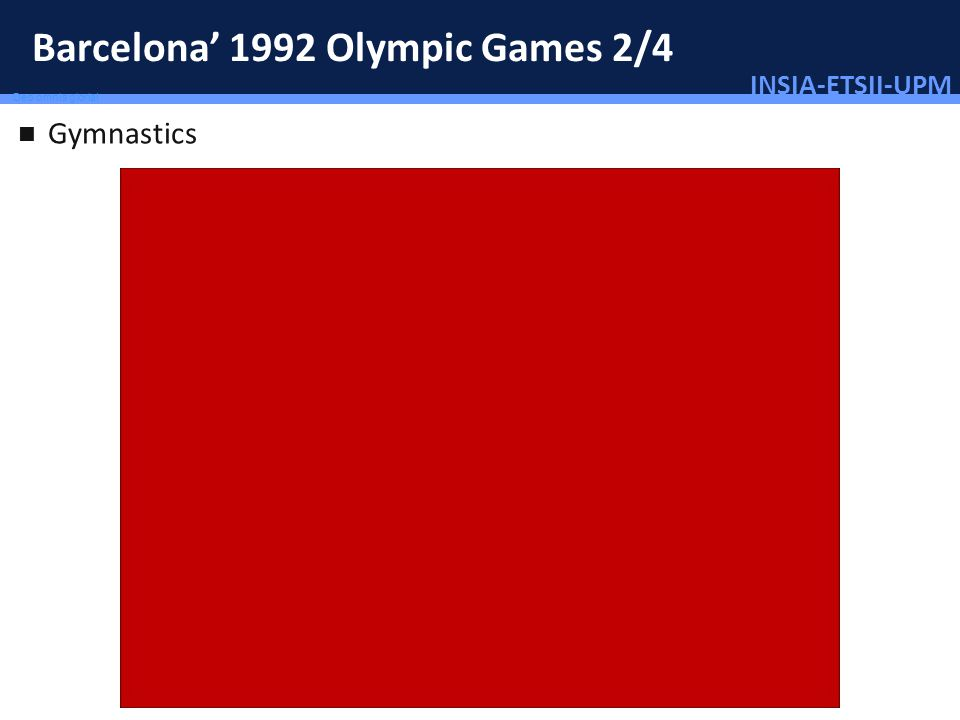 Barcelona' 1992 Olympic Games 2/4