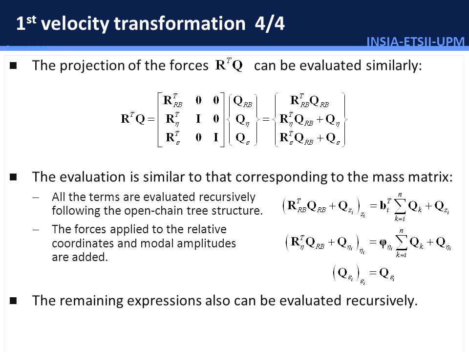 1st velocity transformation 4/4