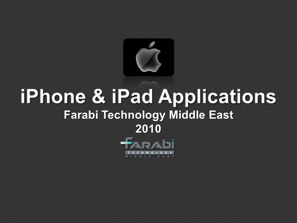 iPhone & iPad Applications