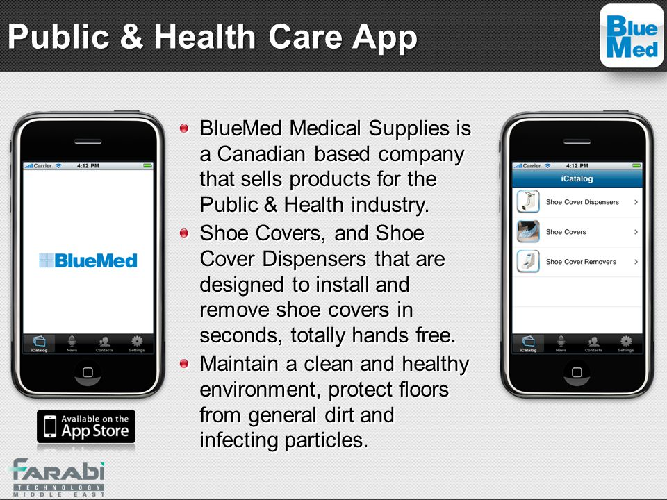 Public & Health Care App