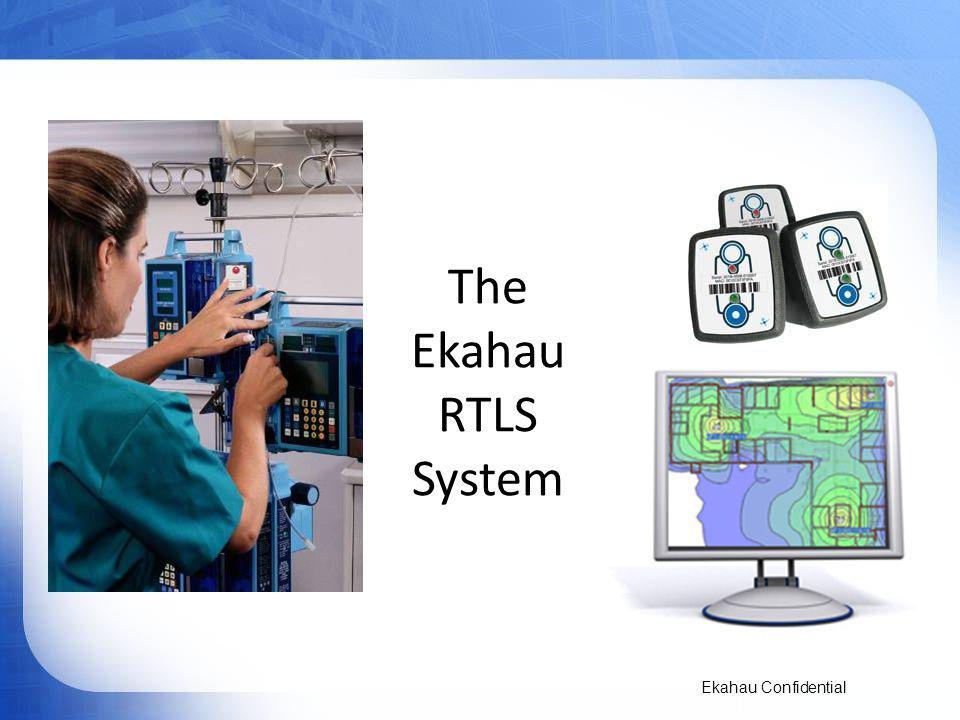 The Ekahau RTLS System
