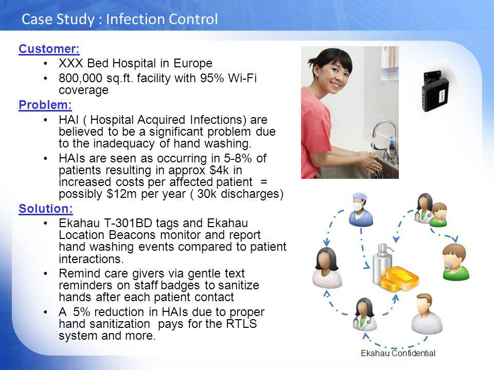Case Study : Infection Control