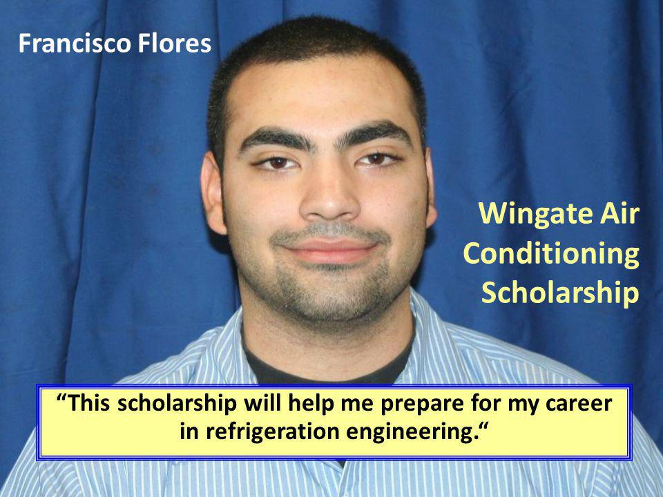 Wingate Air Conditioning Scholarship