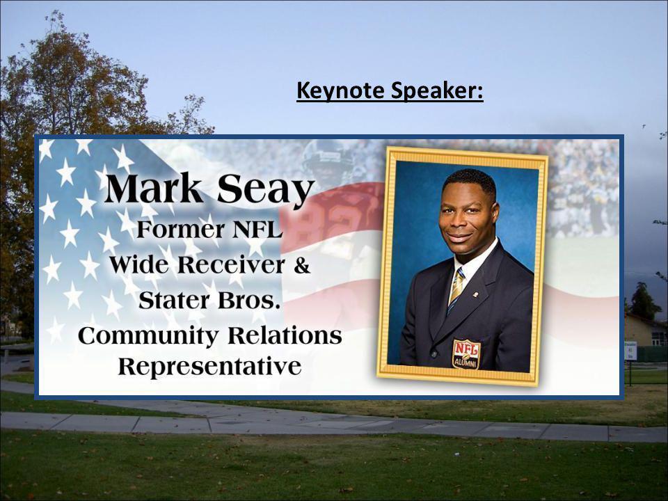 Keynote Speaker: