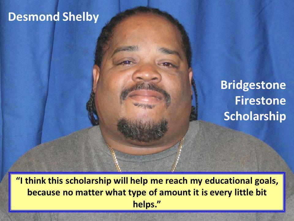 Bridgestone Firestone Scholarship
