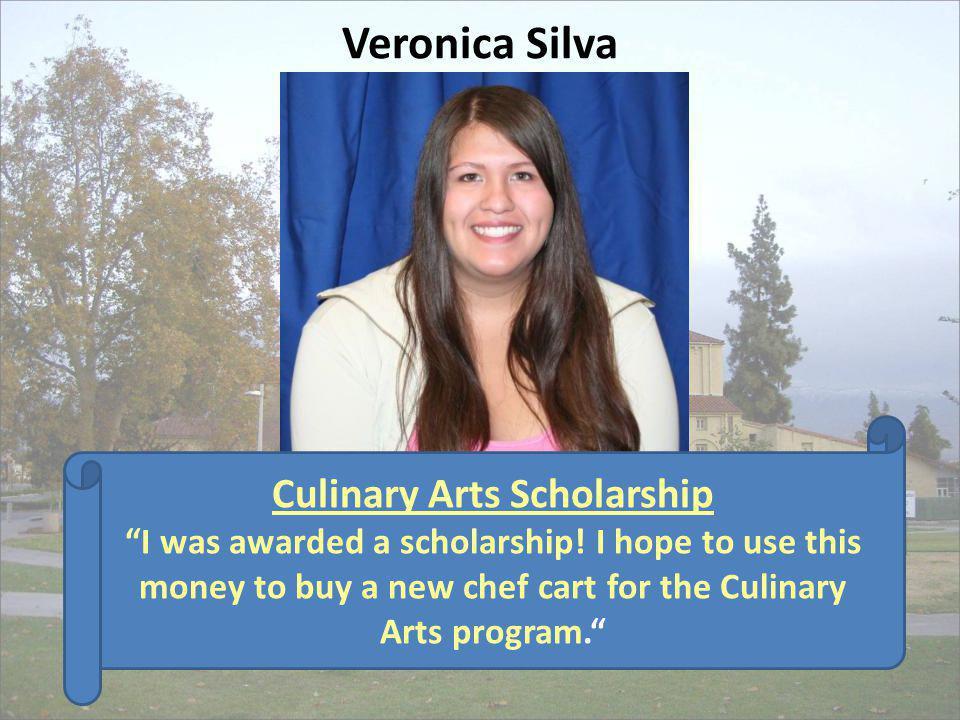 Culinary Arts Scholarship