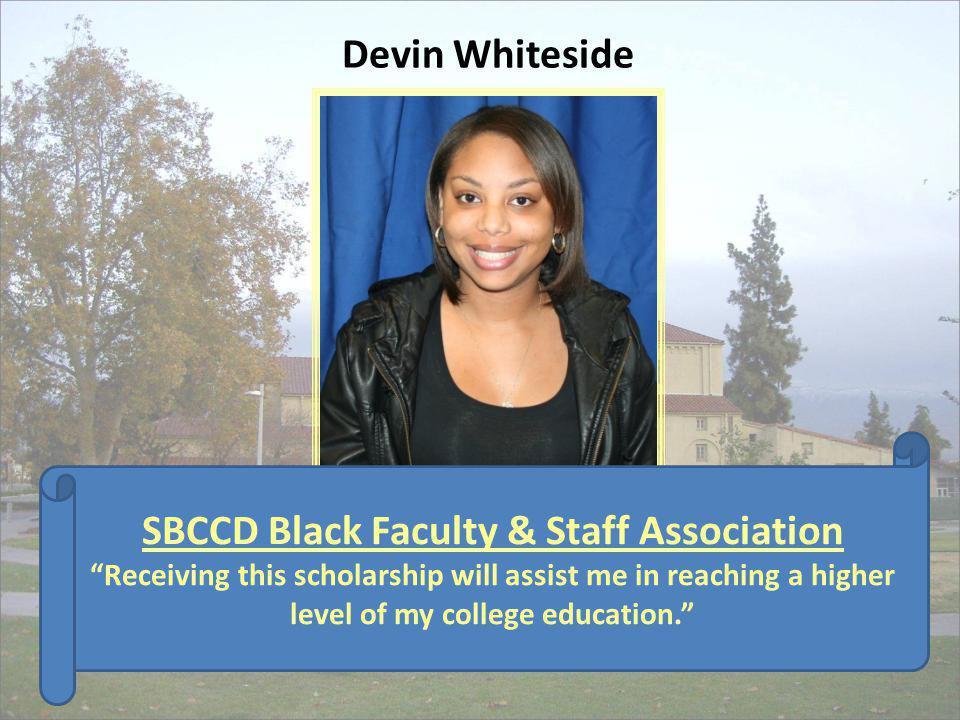 SBCCD Black Faculty & Staff Association