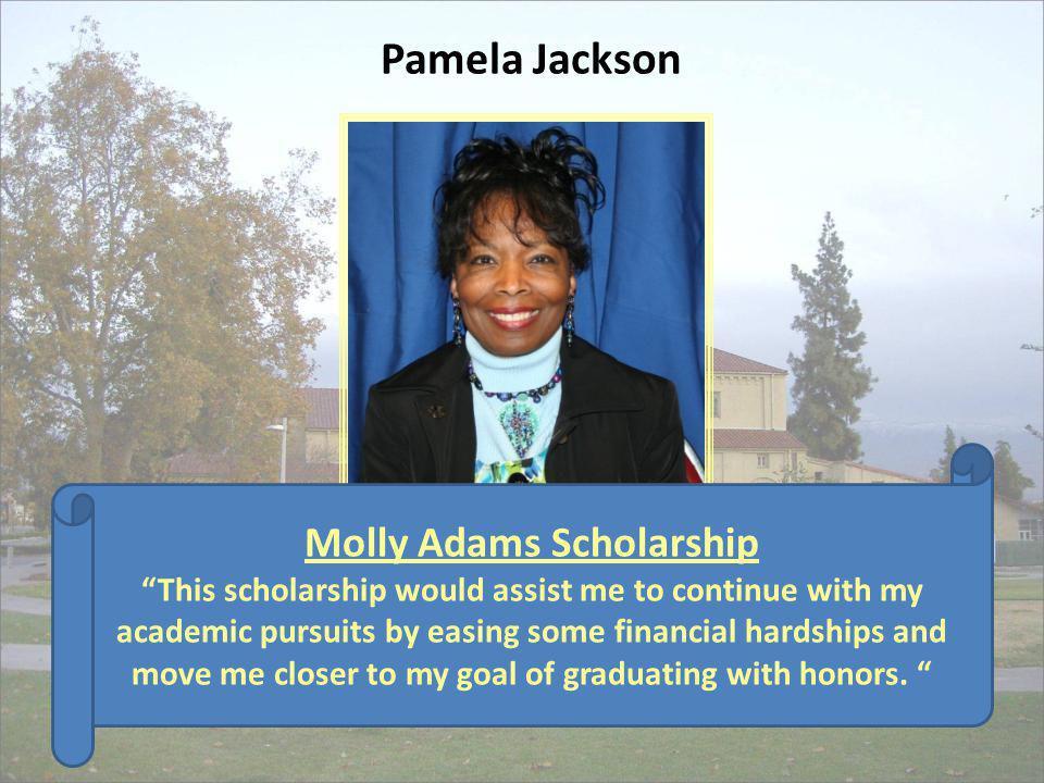 Molly Adams Scholarship