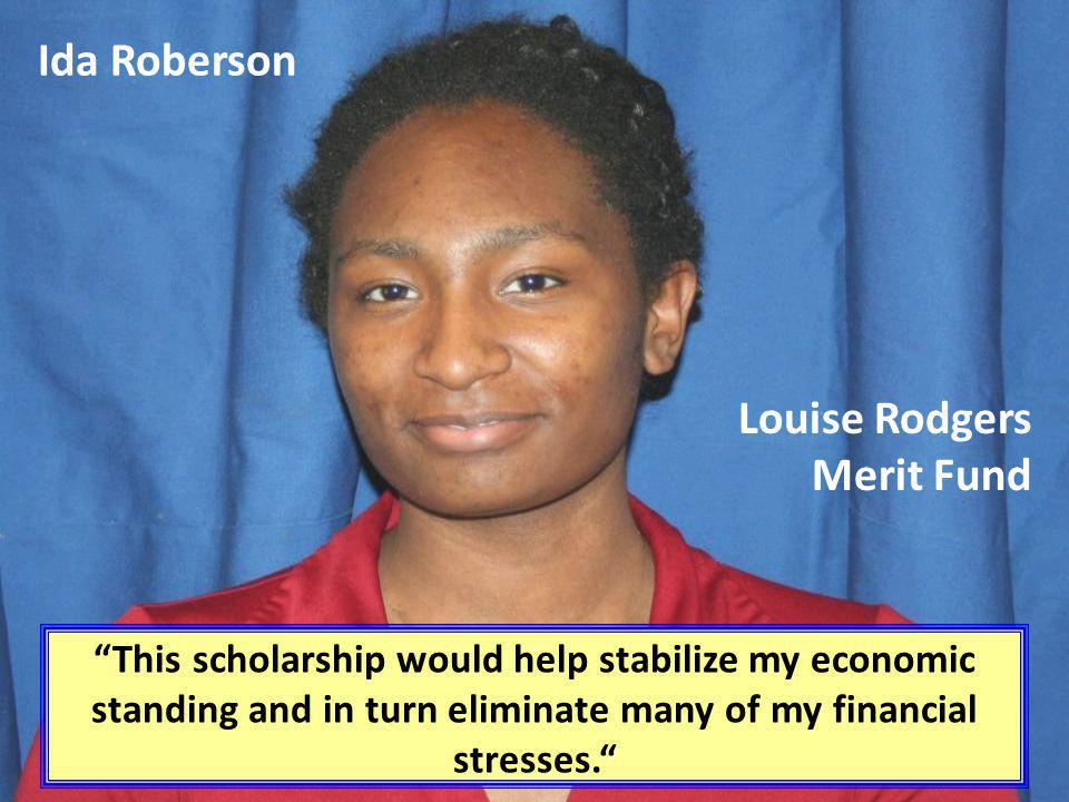 Louise Rodgers Merit Fund