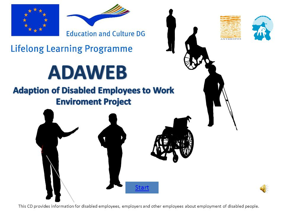 Adaption of Disabled Employees to Work