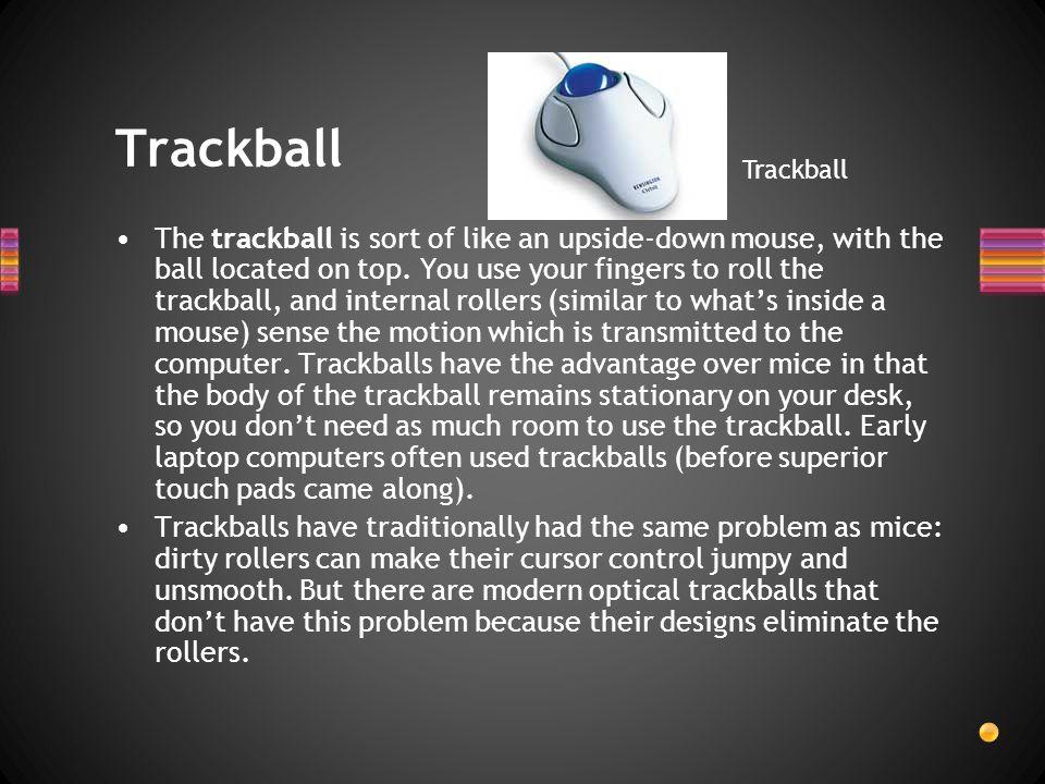 Trackball Trackball.