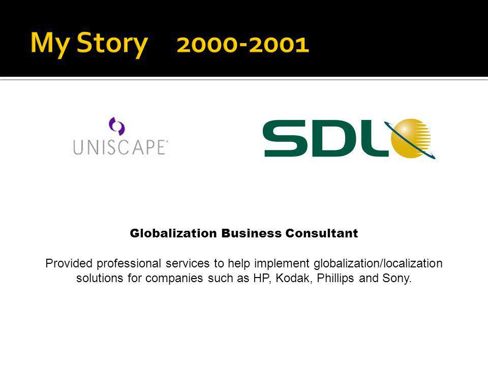 Globalization Business Consultant