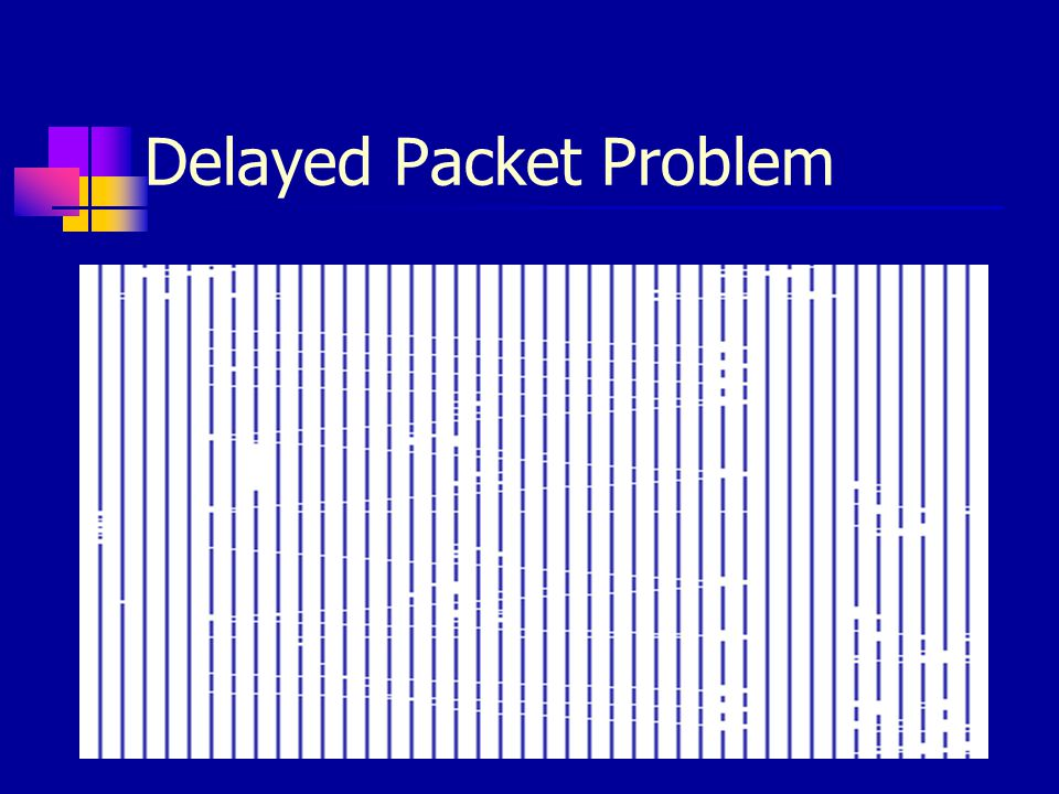 Delayed Packet Problem