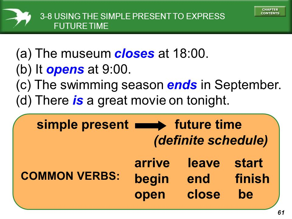 (a) The museum closes at 18:00. (b) It opens at 9:00.