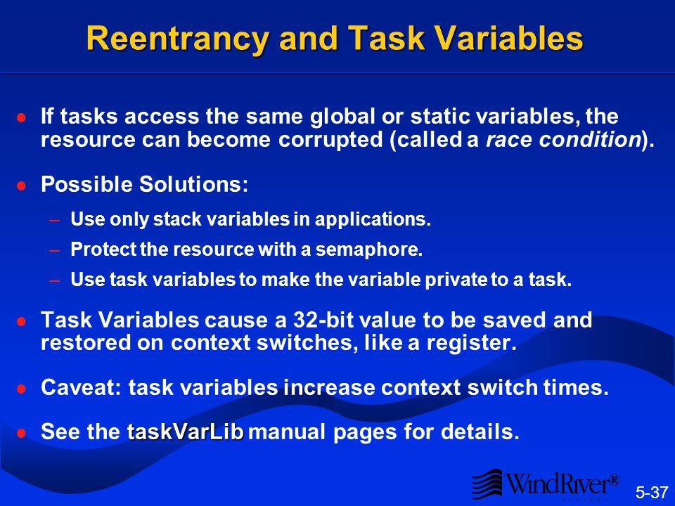 STATUS taskDelay (tics)