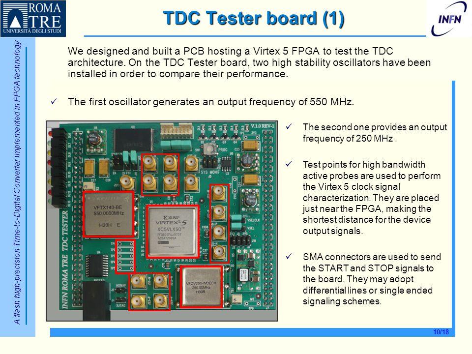 TDC Tester board (1)