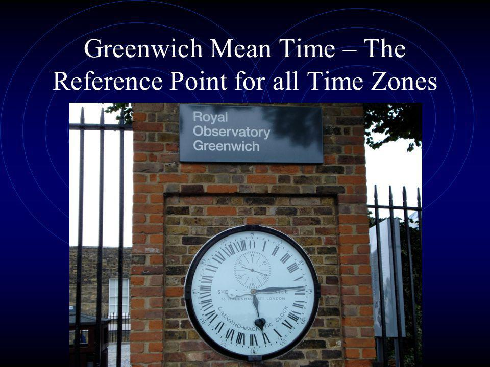 Greenwich Mean Time – The Reference Point for all Time Zones