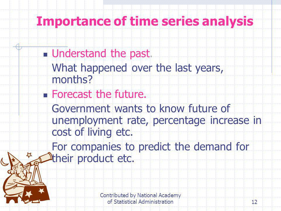 Importance of time series analysis