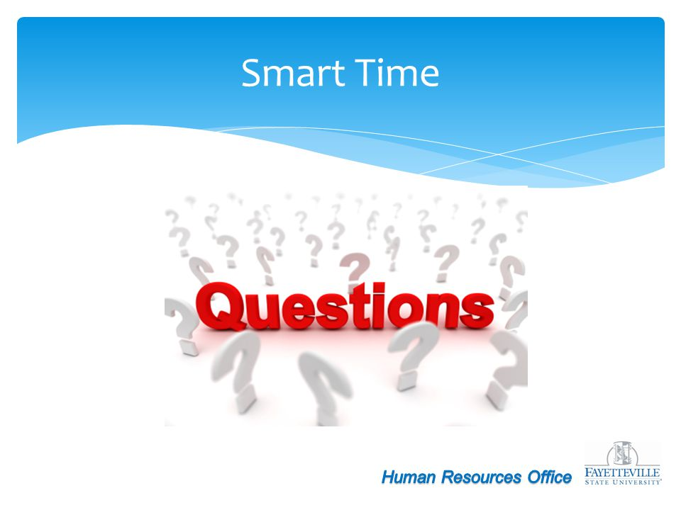 Smart Time Human Resources Office