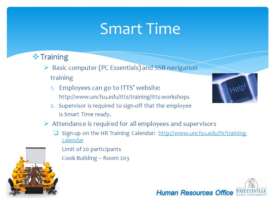 Smart Time Training Basic computer (PC Essentials) and SSB navigation