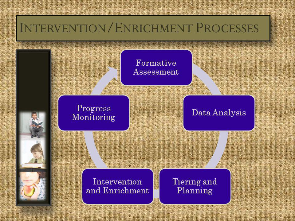 Intervention/Enrichment Processes