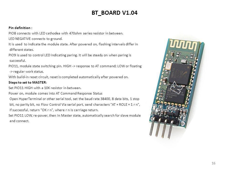 BT_BOARD V1.04