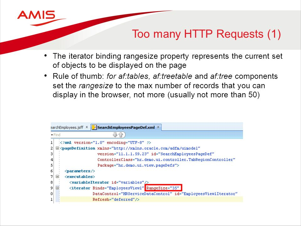 Too many HTTP Requests (1)