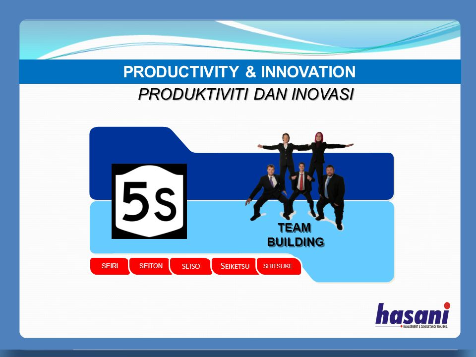 PRODUCTIVITY & INNOVATION
