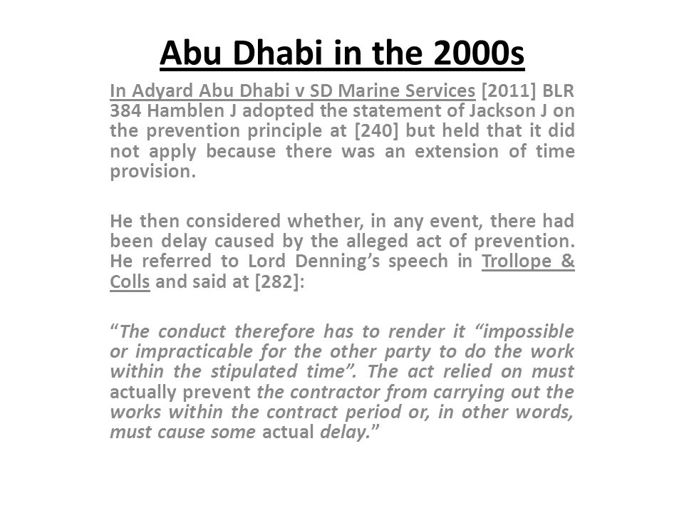 Abu Dhabi in the 2000s