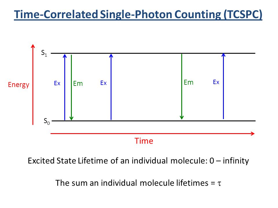 Time-Correlated Single-Photon Counting (TCSPC)