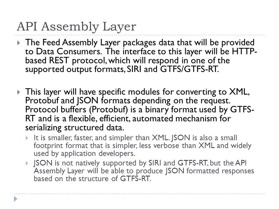 API Assembly Layer