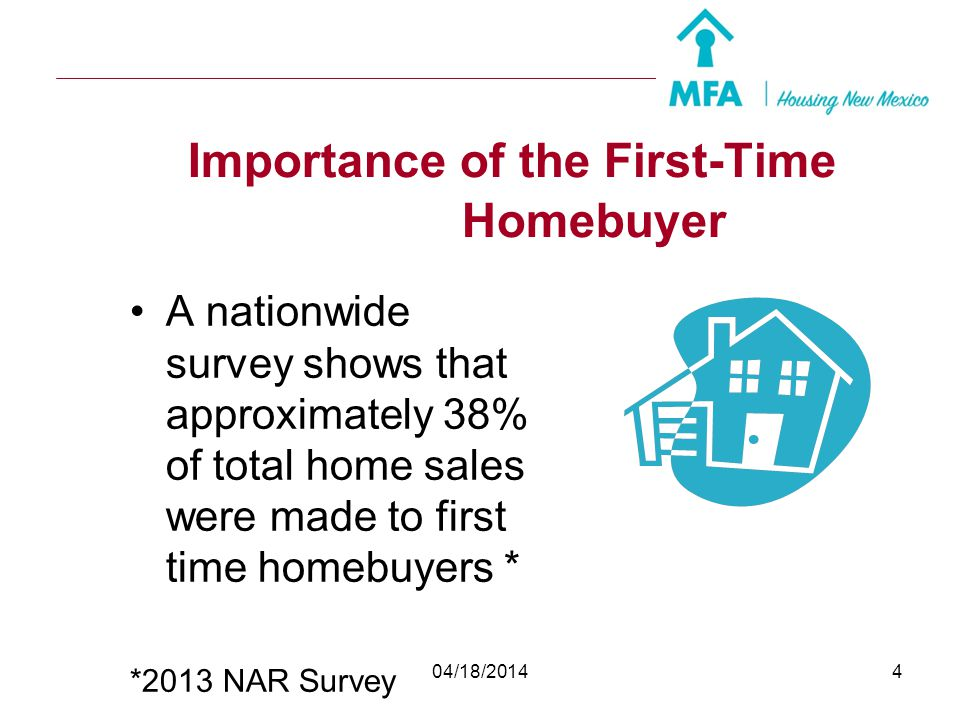 Importance of the First-Time Homebuyer