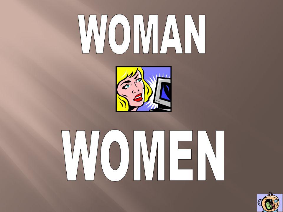 WOMAN WOMEN