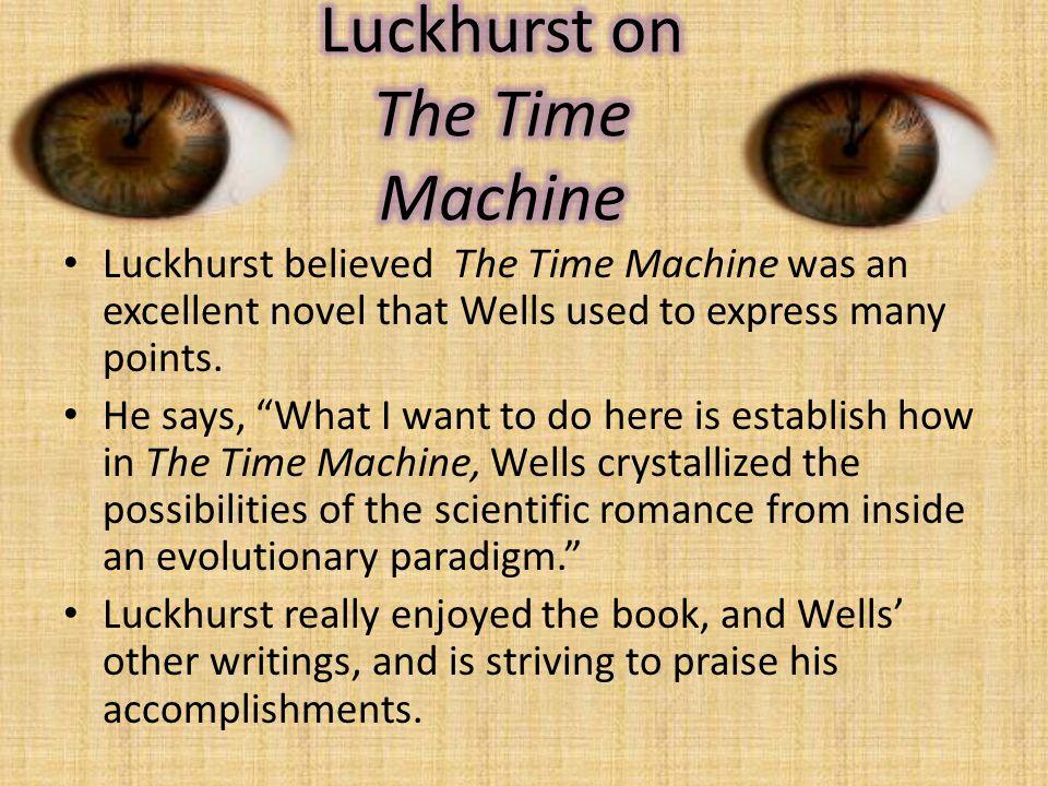Luckhurst on The Time Machine