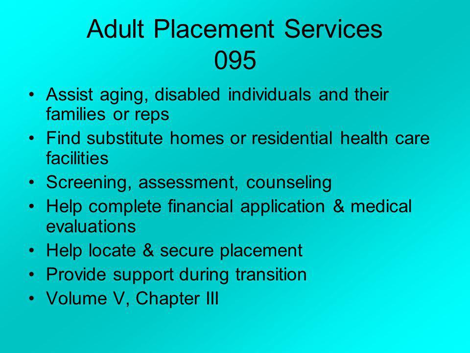 Adult Placement Services 095
