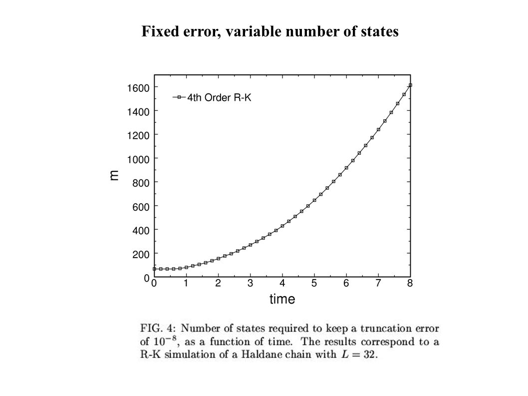 Fixed error, variable number of states