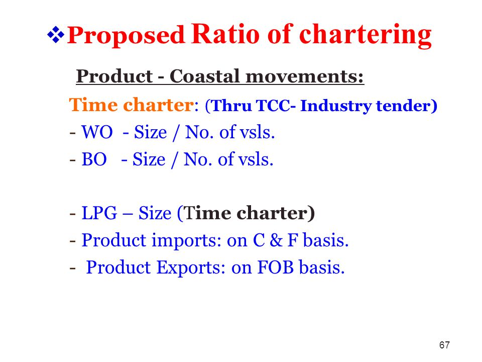 Product - Coastal movements: