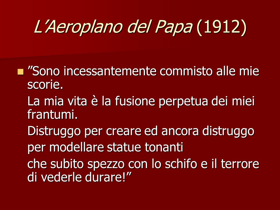 L'Aeroplano del Papa (1912)