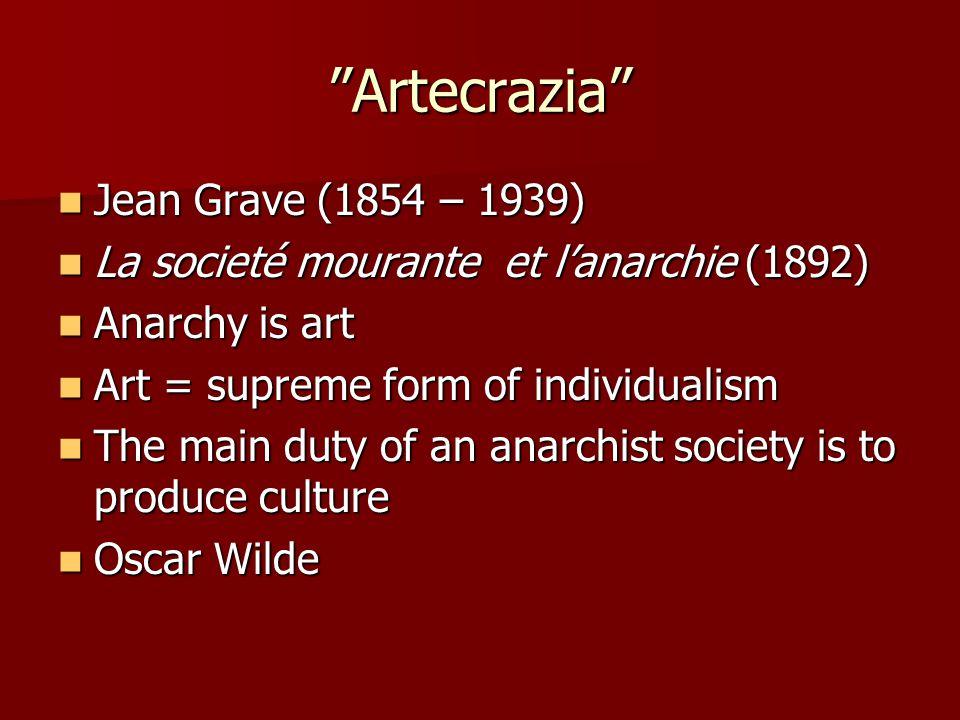 Artecrazia Jean Grave (1854 – 1939)