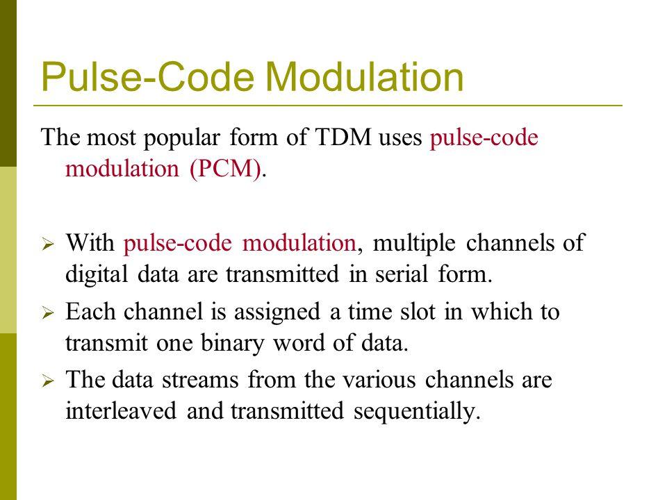 Pulse-Code Modulation