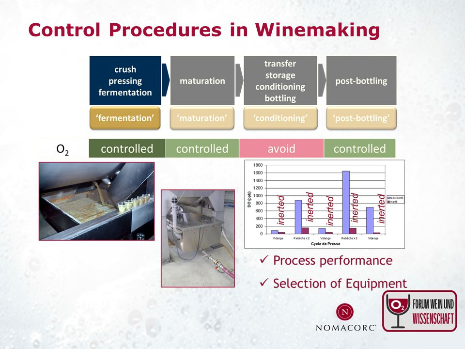 Control Procedures in Winemaking