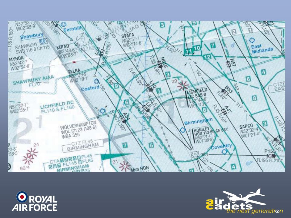If Sqn has these maps, then each cadet could have one to look at.